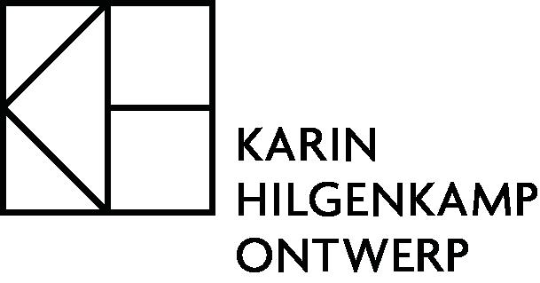logo karin hilgenkamp grafisch ontwerp